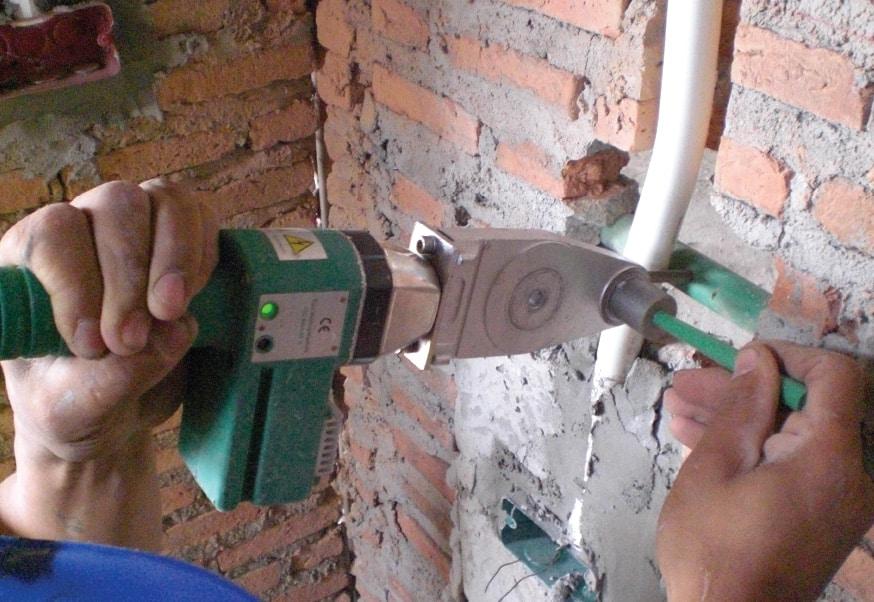 การซ่อมท่อ ppr