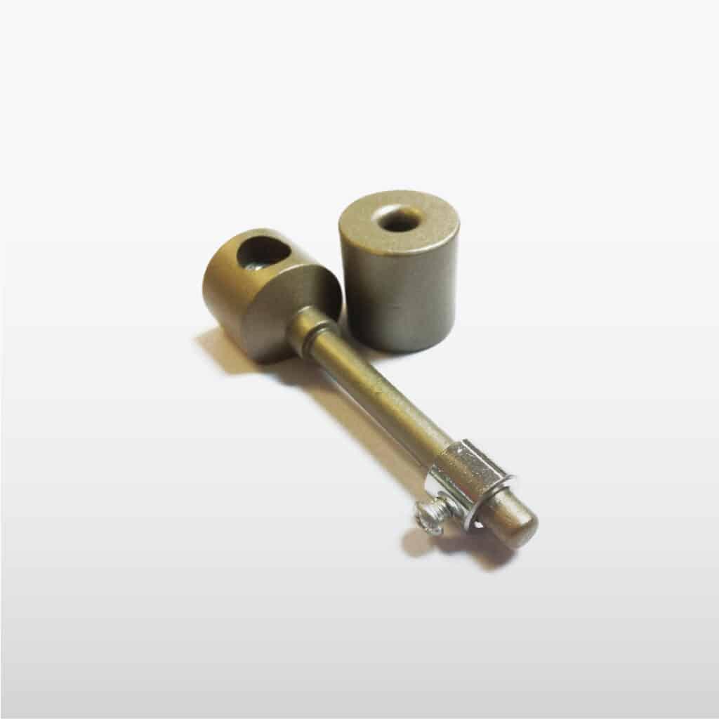 หัวเชื่อมแท่งซ่อม: Repairing Stick Mould