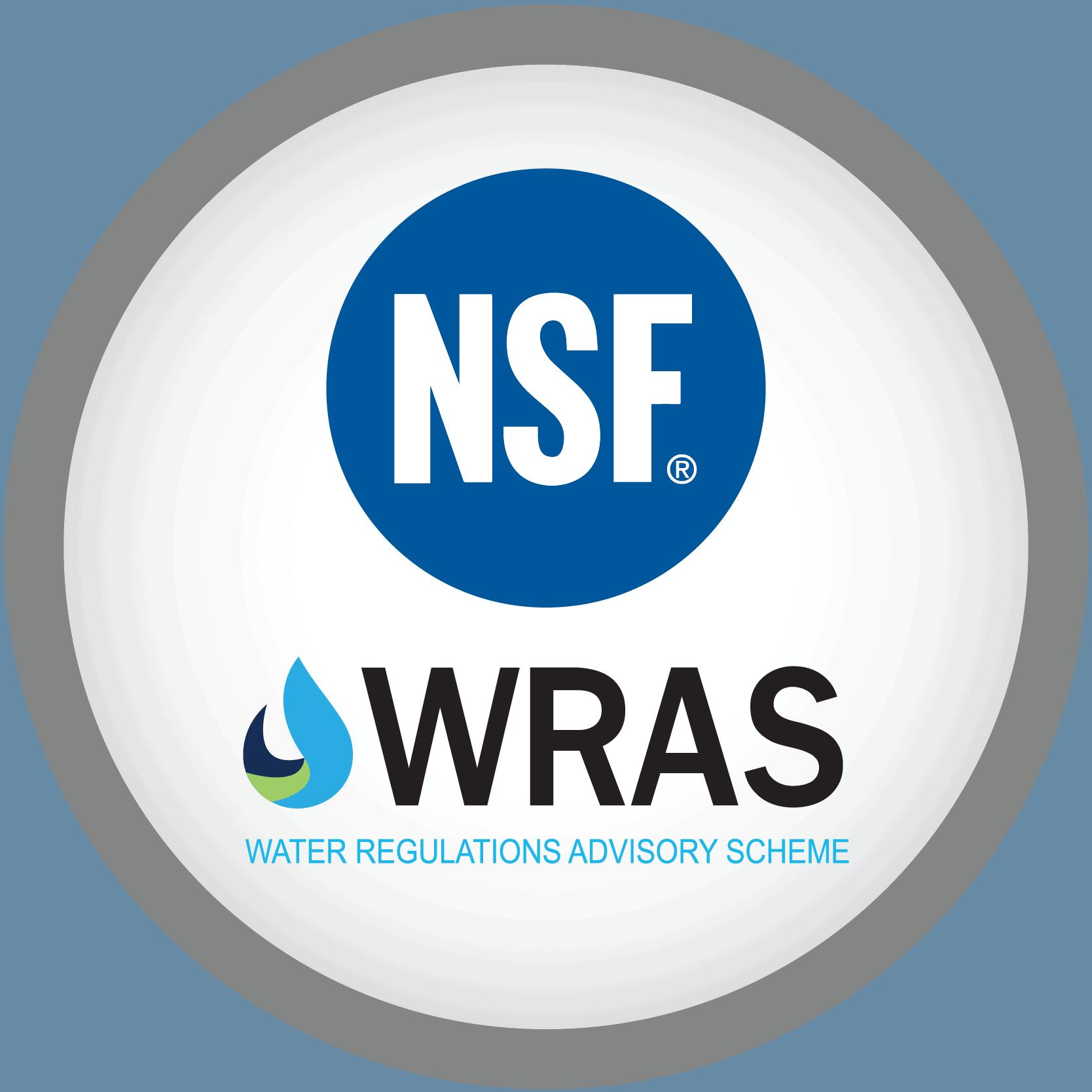 สะอาด ปลอดภัย ตามมาตรฐาน NSF 61,372 และ WRAS